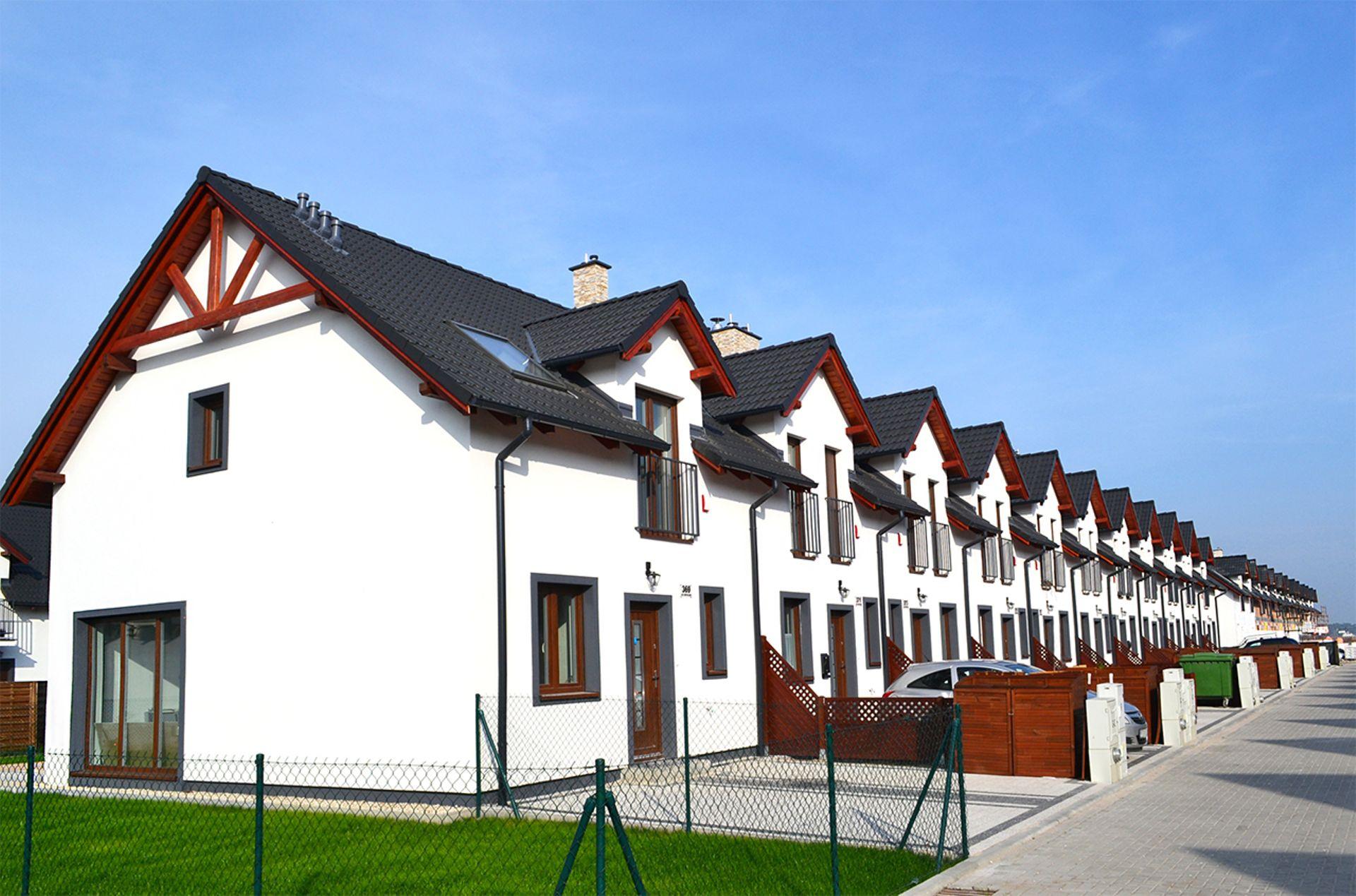 [wielkopolskie] Budowa domów na Rodzinnym Zakątku koło Poznania przebiega zgodnie z planem