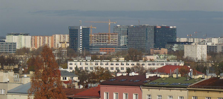 Kraków biurowym liderem, choć