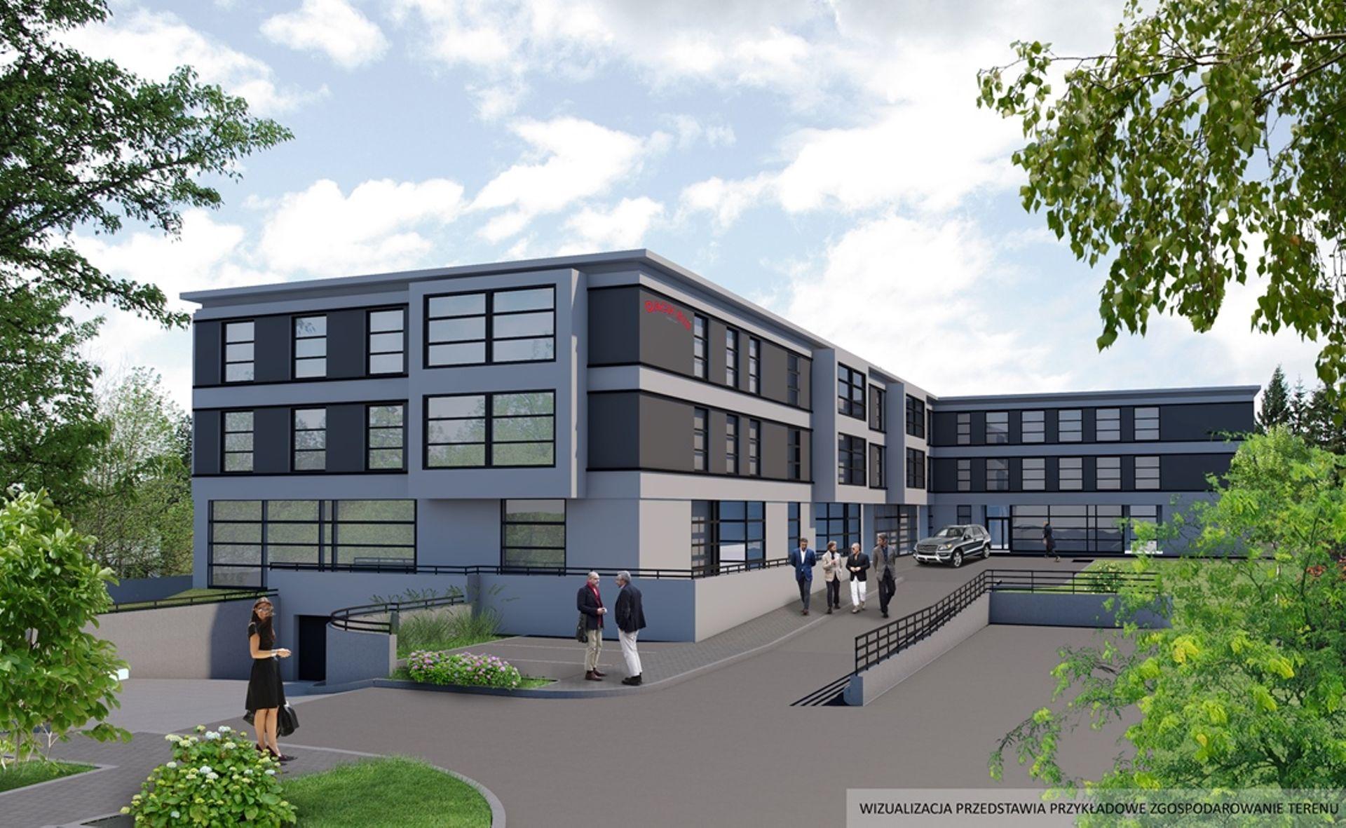 Wrocław: Budowa budynku handlowo-biurowego na Gądowie Małym może ruszać [WIZUALIZACJA]