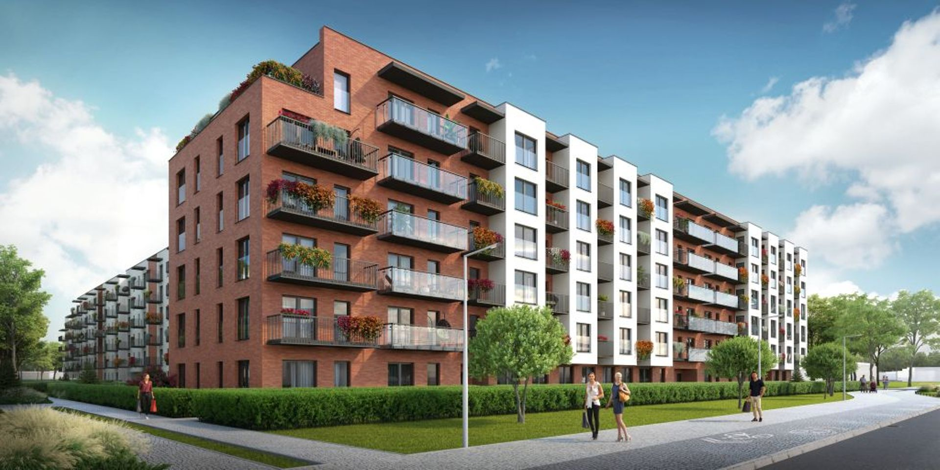 Kraków: Lokum Salsa – Lokum Deweloper buduje ponad 300 mieszkań na Zabłociu