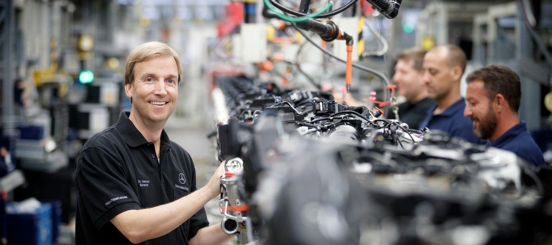 Oficjalnie: Mercedes zainwestuje ponad