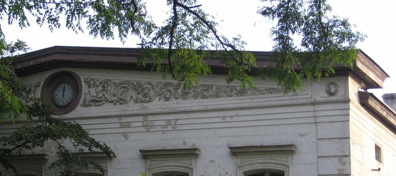 Zabytkowy, najstarszy w Polsce