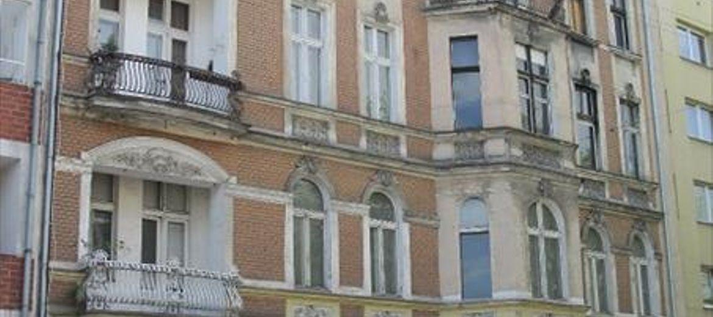 Wrocław: Zabytkowa kamienica na