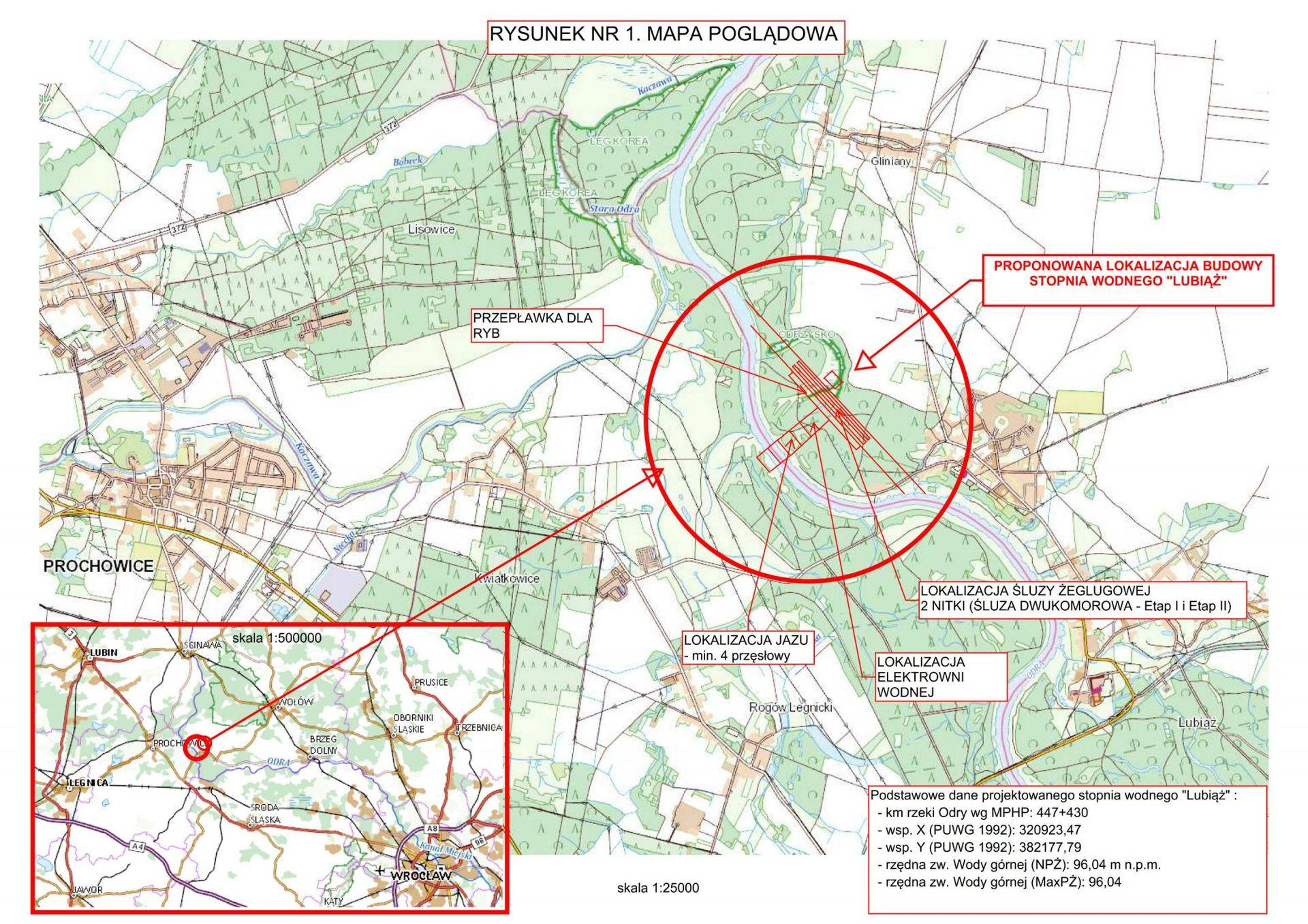 Dolny Śląsk: Kolejne miliony złotych na inwestycje na Odrze