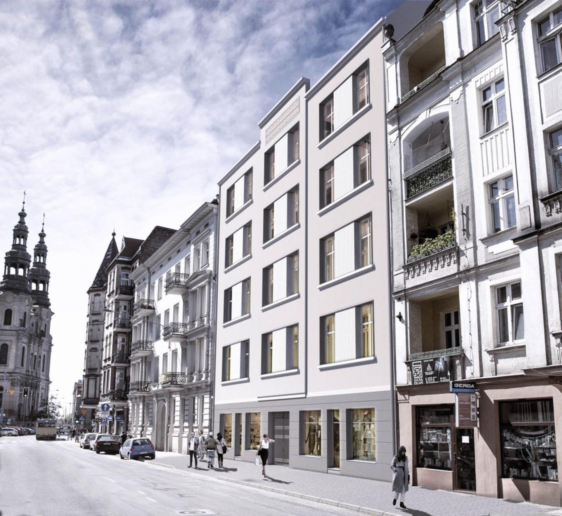 [Poznań] Nowe mieszkania czekają w kamienicy w samym centrum Poznania