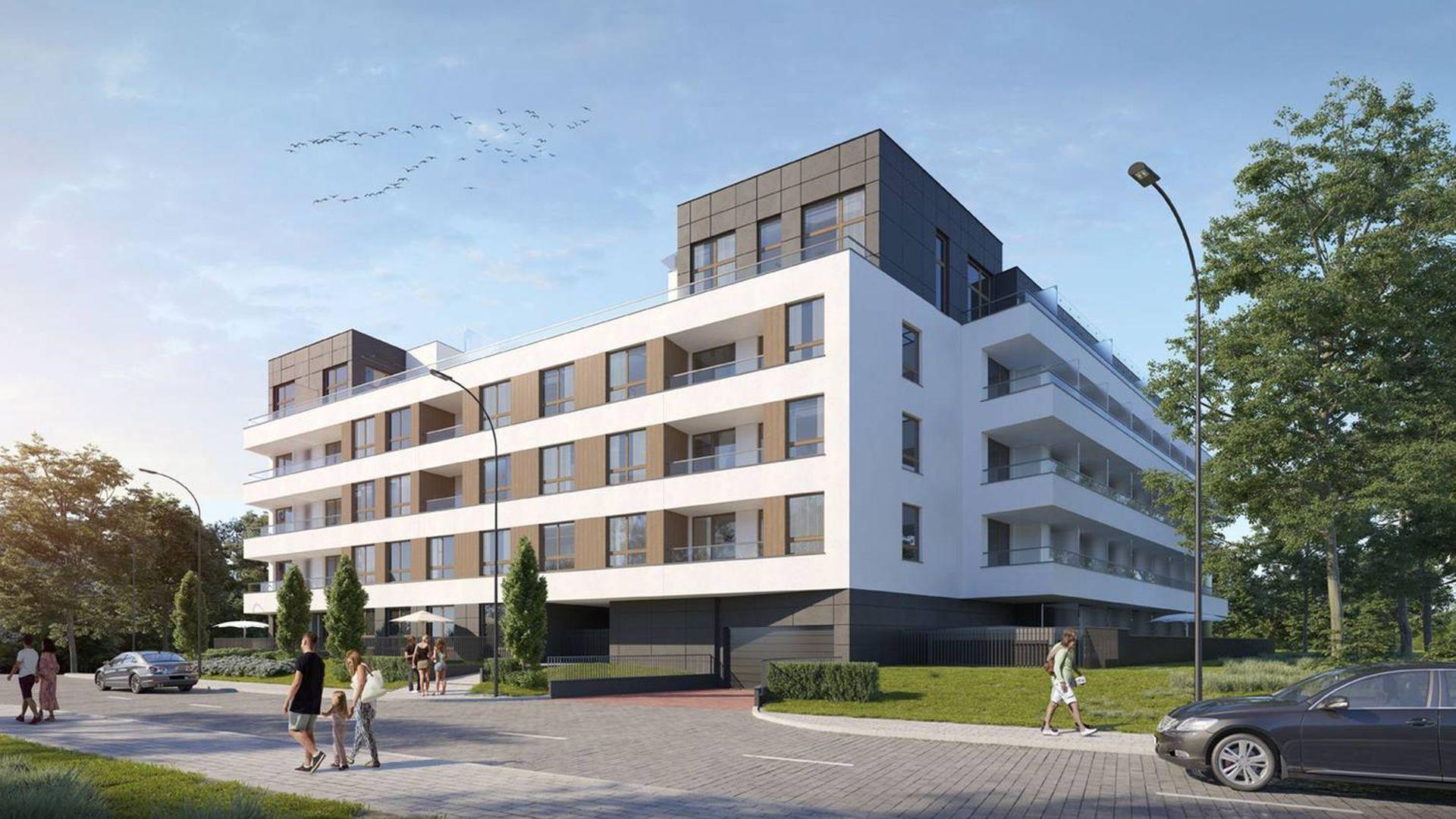 Warszawa: Metro Park – Home Invest zrealizuje na granicy Bielan i Żoliborza ponad sto mieszkań