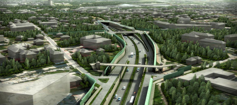 Budowa Trasy Łagiewnickiej startuje