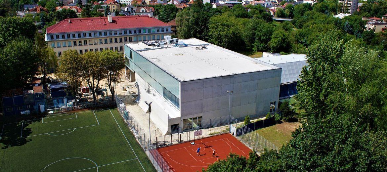 Kraków: Hala sportowa przy