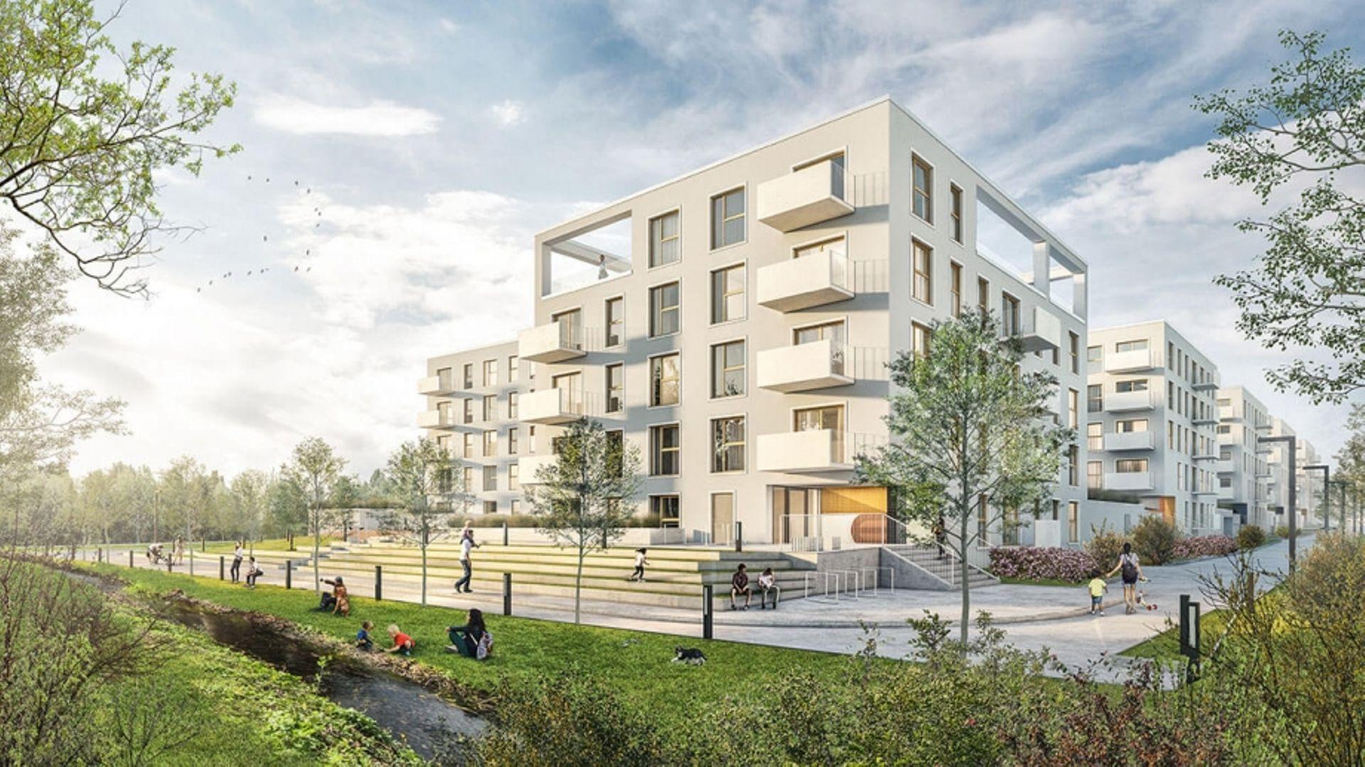 Wrocław: Nowa Zatorska – Triada Dom buduje dziewięć bloków na Zakrzowie