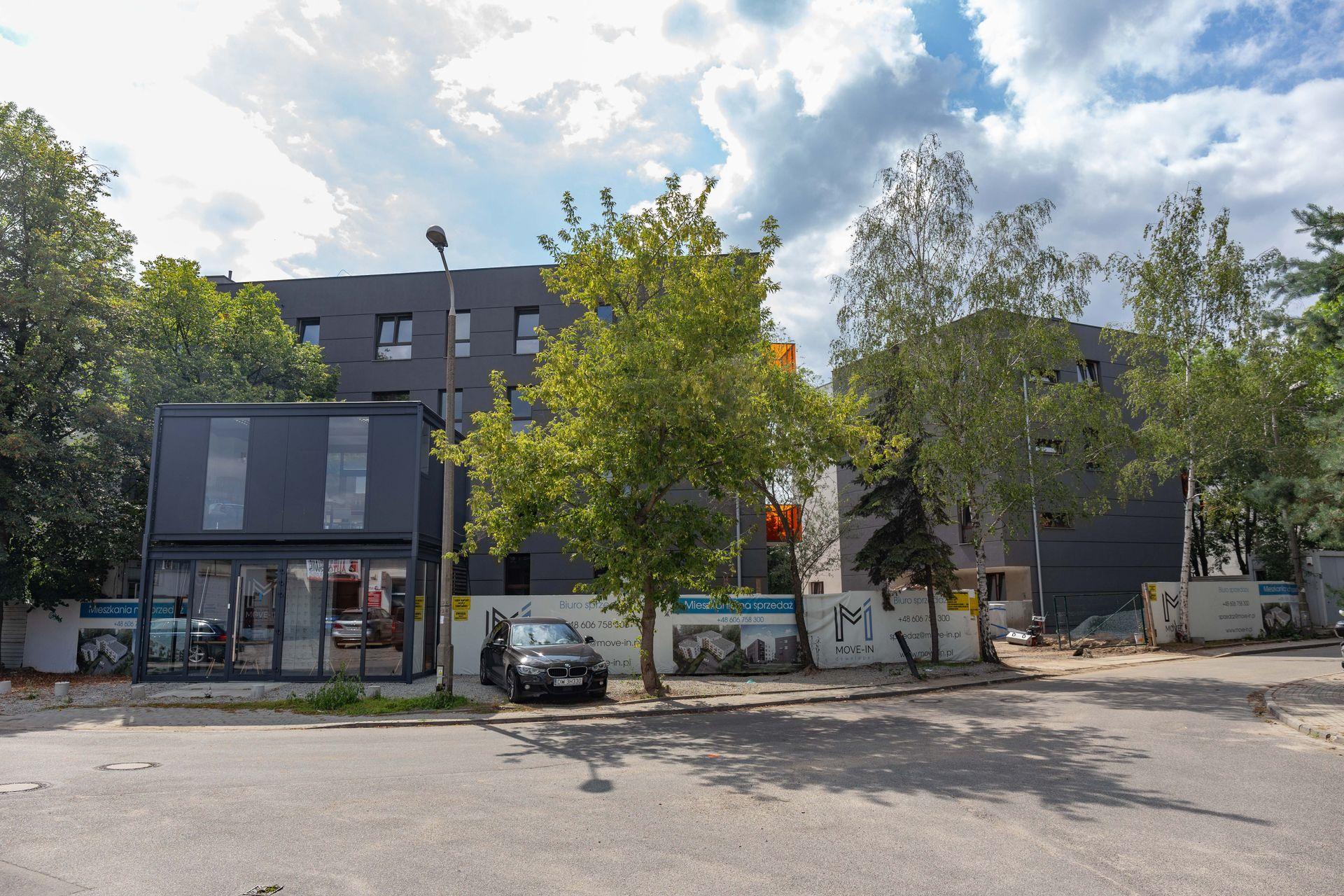 Wrocław: Move-in przygotowuje drugą inwestycję mieszkaniową na Księżu Małym