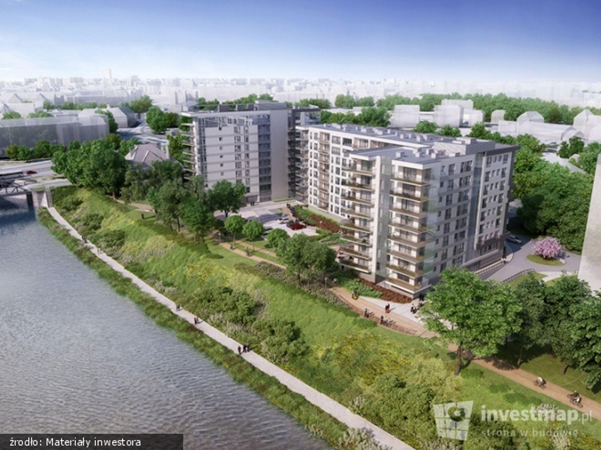 [Wrocław] Archicom rozpoczyna sprzedaż apartamentów River Point