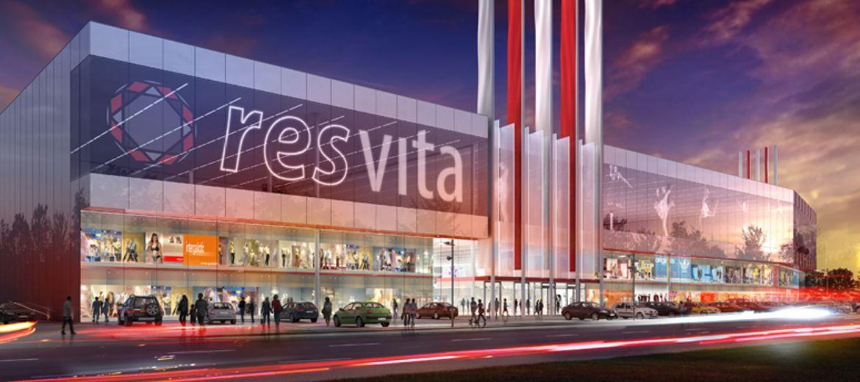 Budowa kompleksu Res-Vita zmierza