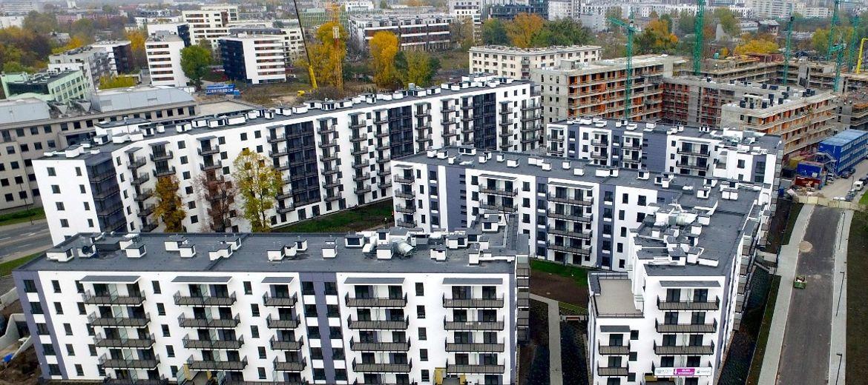 Młody Żoliborz – mieszkania