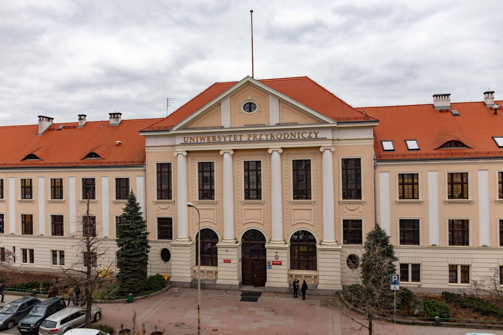 Wrocławski Uniwersytet Przyrodniczy tworzy za ponad 90 mln zł Centrum Innowacyjnych Technologii