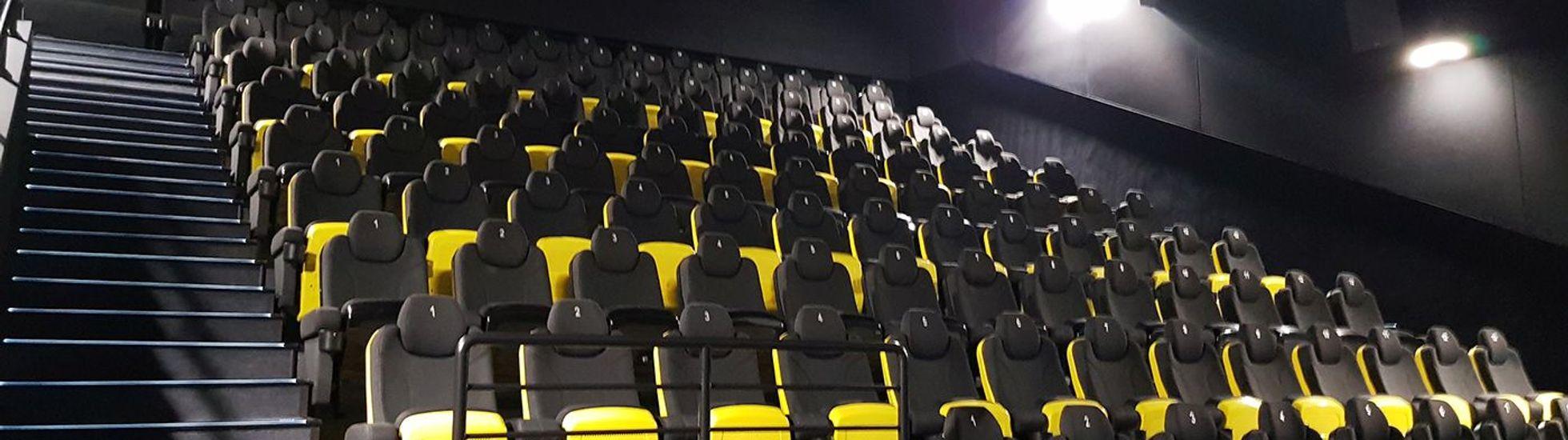 [wielkopolskie] Większe kino w Galerii Nad Jeziorem w Koninie już otwarte