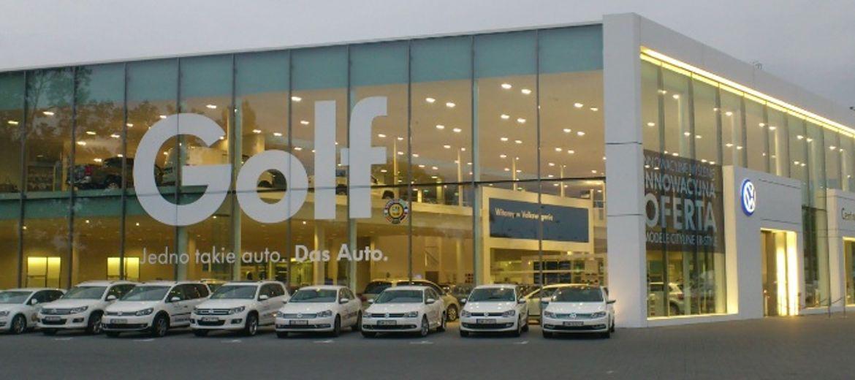 Wrocław: Dealer Volkswagena rozbudowuje