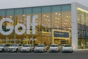 Wrocław: Dealer Volkswagena rozbudowuje się przy alei Brücknera