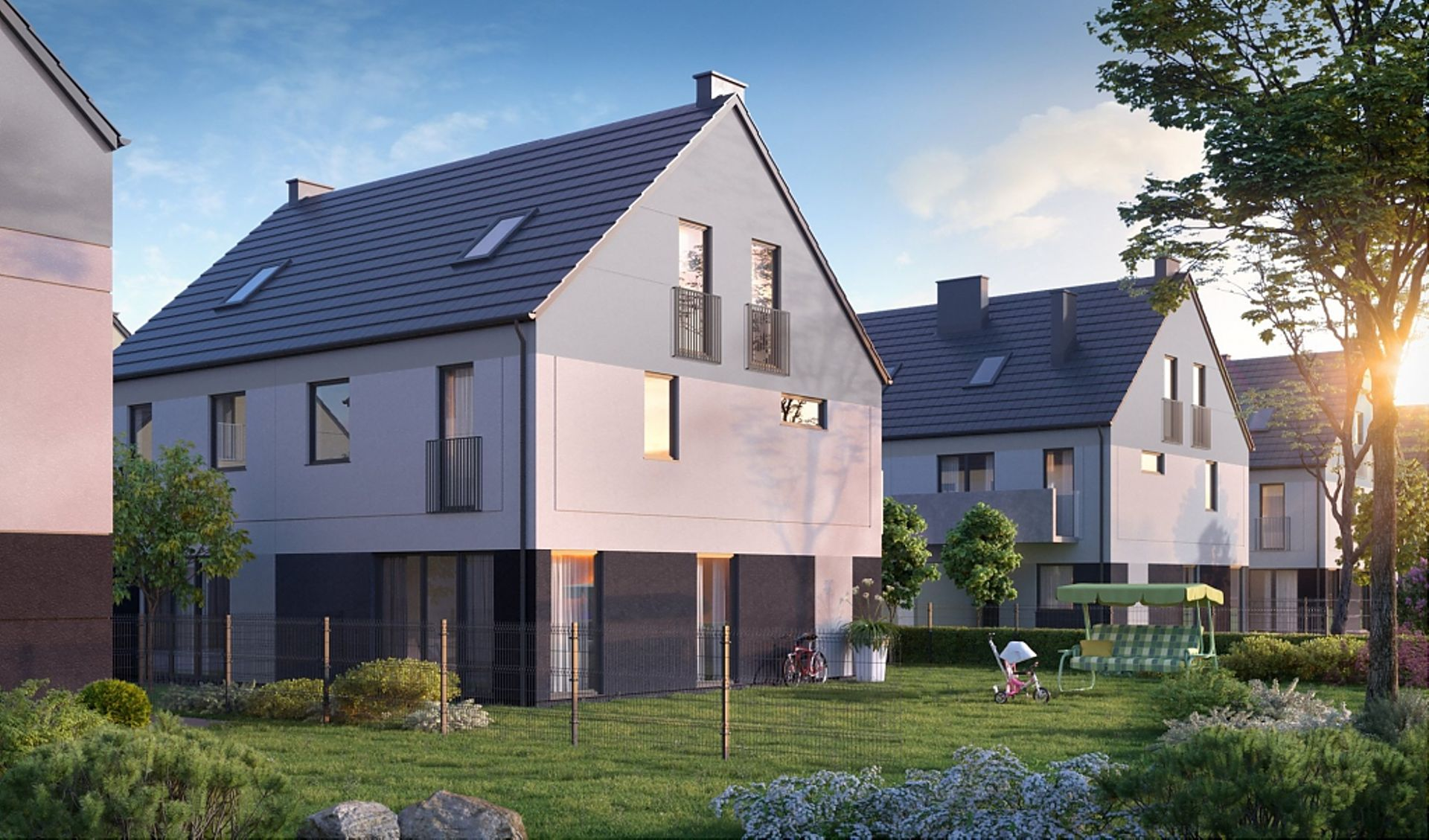 Wrocław: Rodzinne Żerniki – CTE wybuduje kameralne osiedle w sąsiedztwie przedszkola
