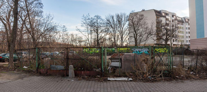 Wrocław: Garaży nad Oławą
