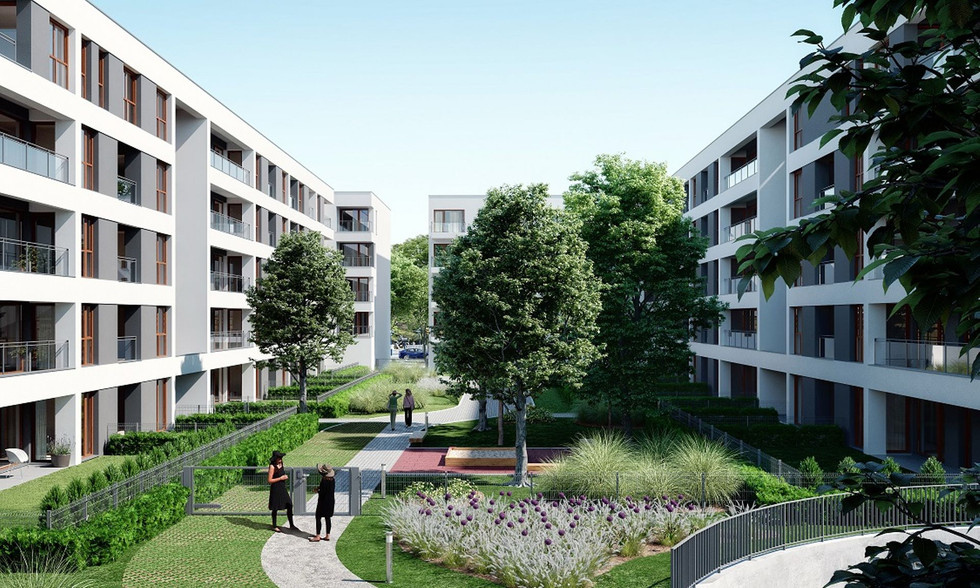 Poznań: Bookowska 18 – Monday Development zbuduje mieszkania w sąsiedztwie Starego Zoo