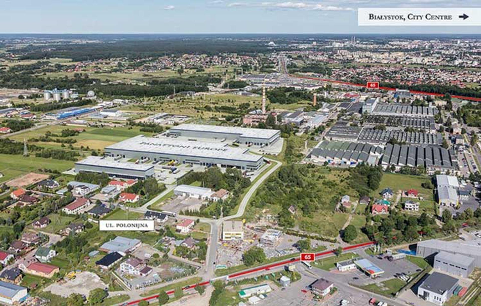 Duża inwestycja Pilkingtona w Białymstoku