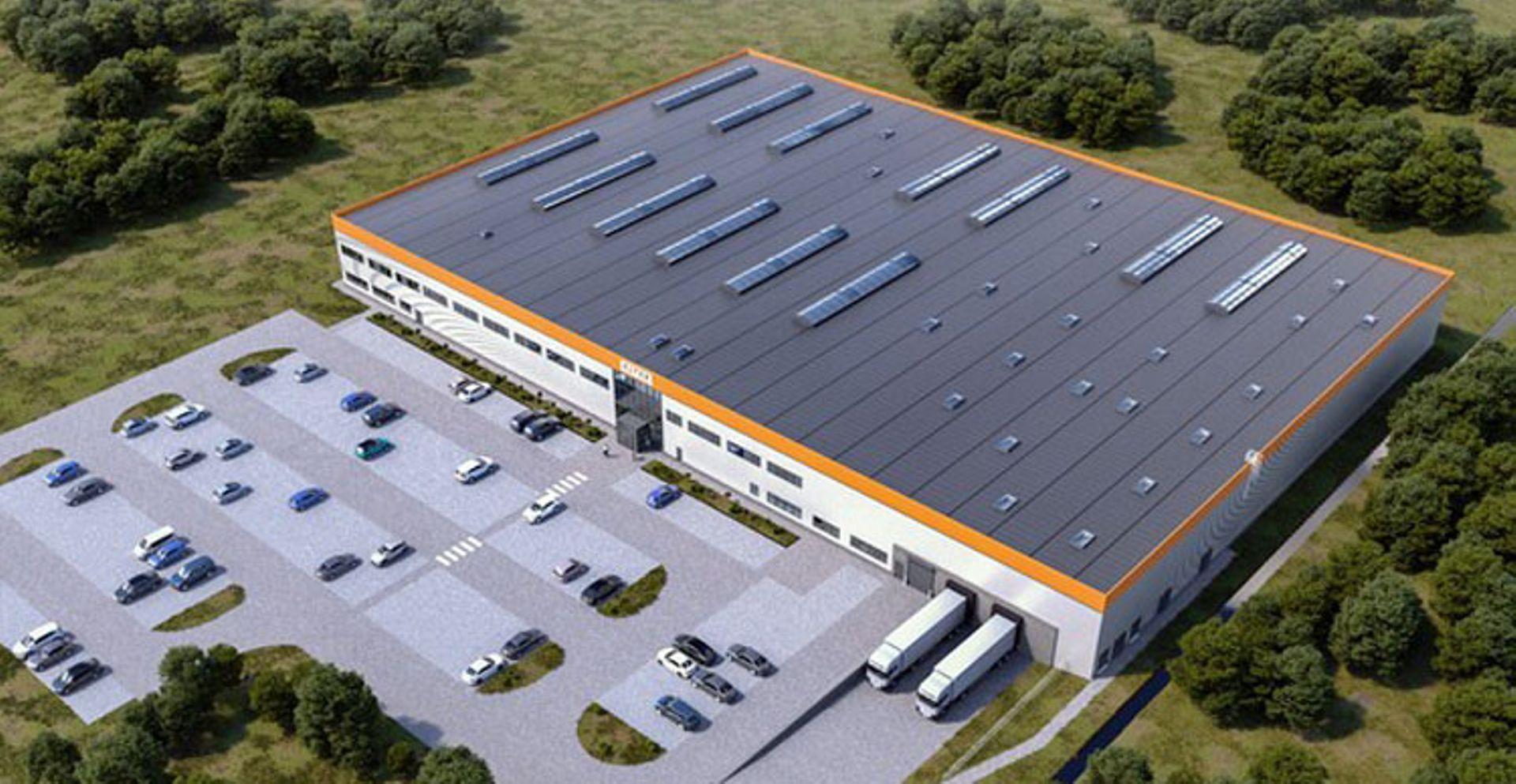 [śląskie] Panattoni zbuduje obiekt przemysłowy dla Eltek Poland w Bielsku-Białej