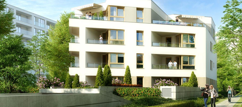 Apartamenty Hubertus 5a z