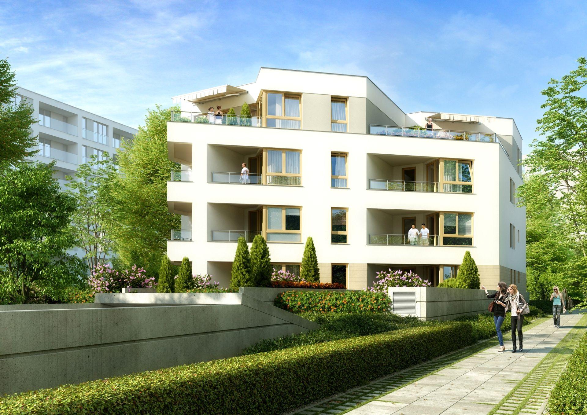 [Warszawa] Apartamenty Hubertus 5a z pozwoleniem na użytkowanie