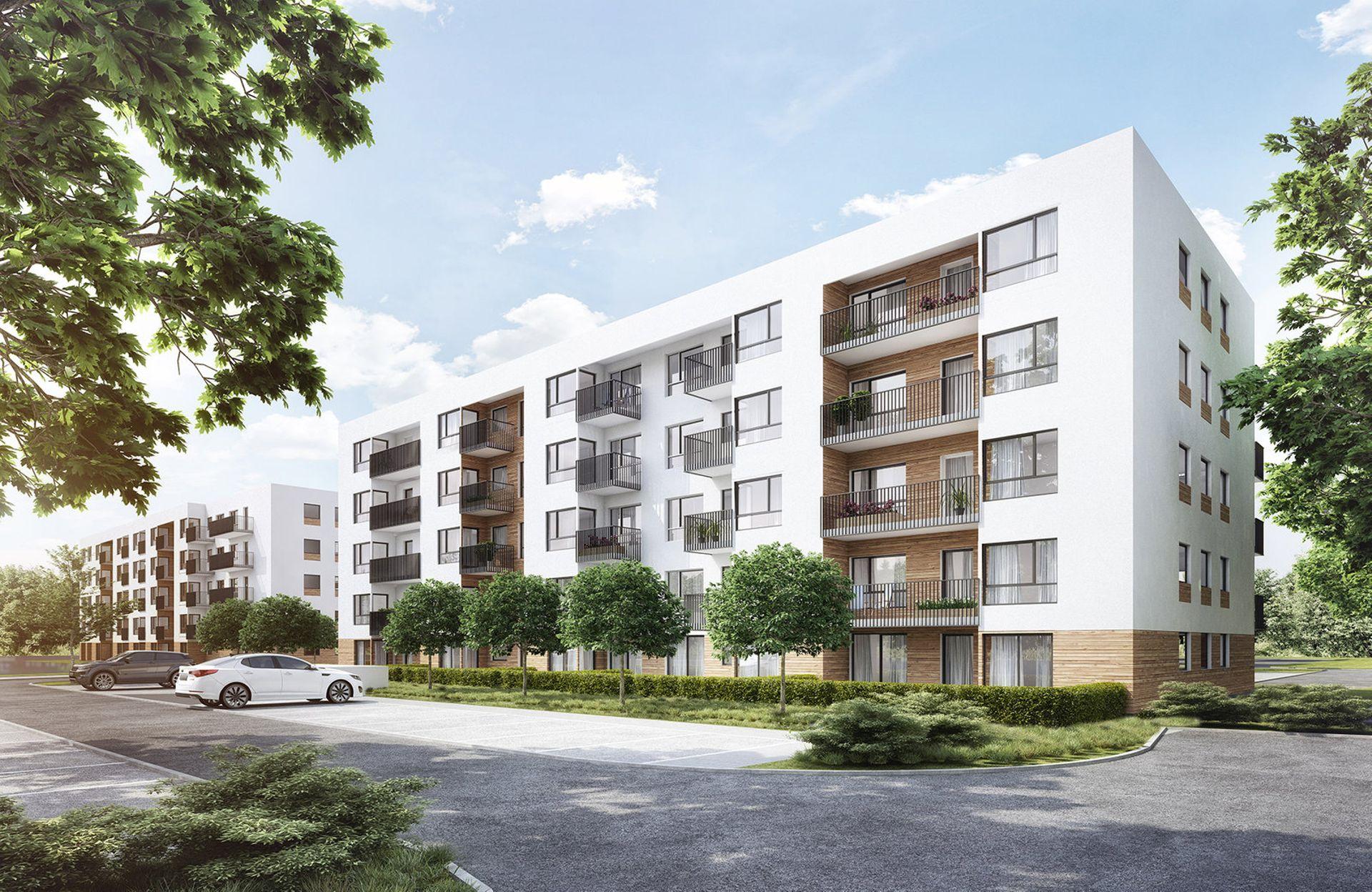 Wrocław: Stabłowicka – Profit Development wybuduje ponad 300 mieszkań na Stabłowicach