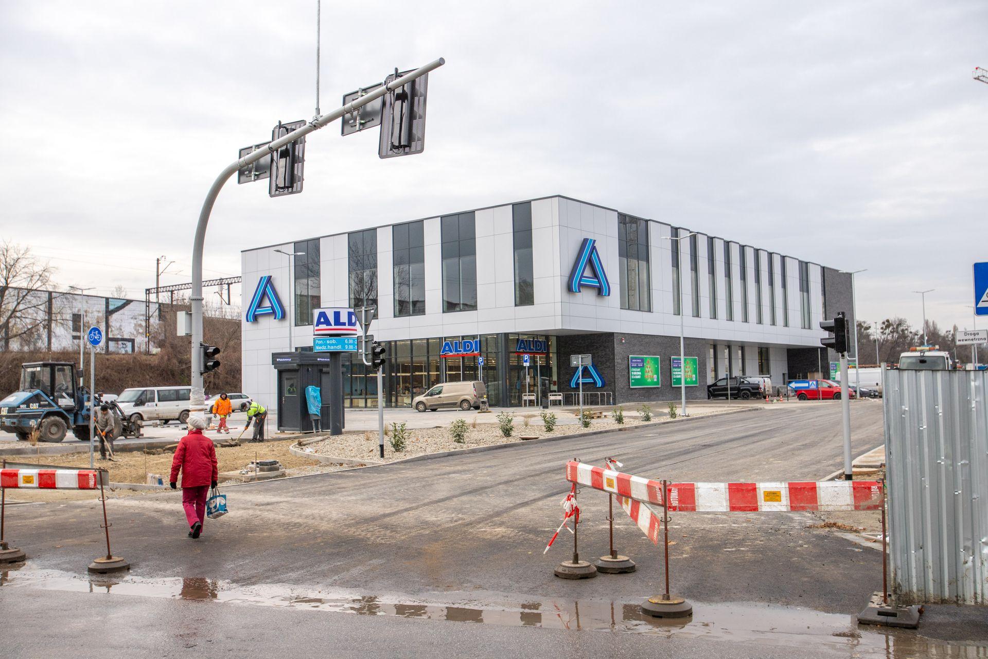 Aldi otwiera ósmy sklep we Wrocławiu. Znamy datę otwarcia