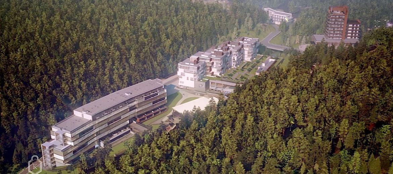Kozubnik Spa Resort rusza