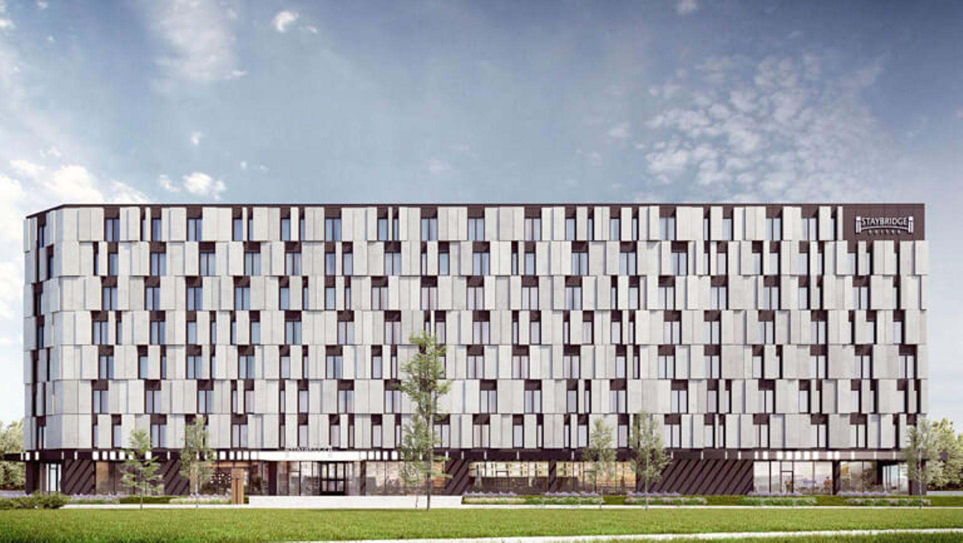 W Warszawie powstaje pierwszy w Polsce hotel pod marką Staybridge Suites