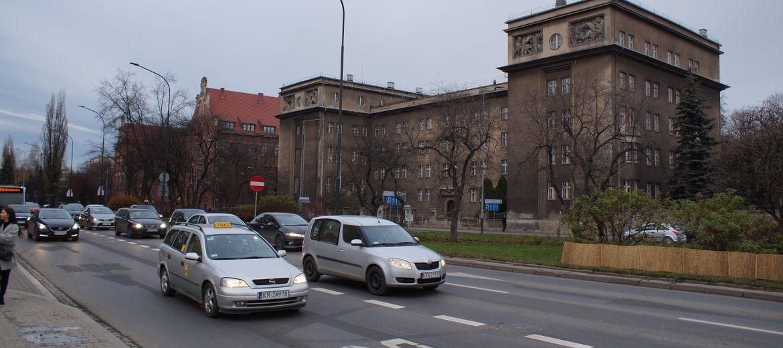 Kraków: Kolegium Śląskie zostanie