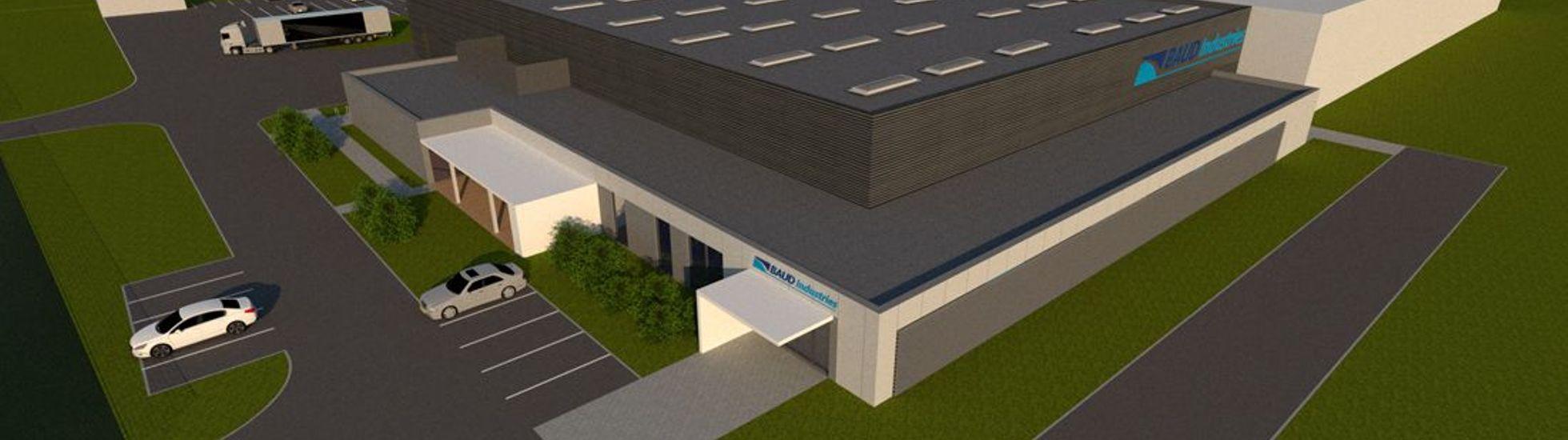 Coraz bliżej otwarcia nowej fabryki francuskiego koncernu BAUD Industries w Ząbkowicach Śląskich