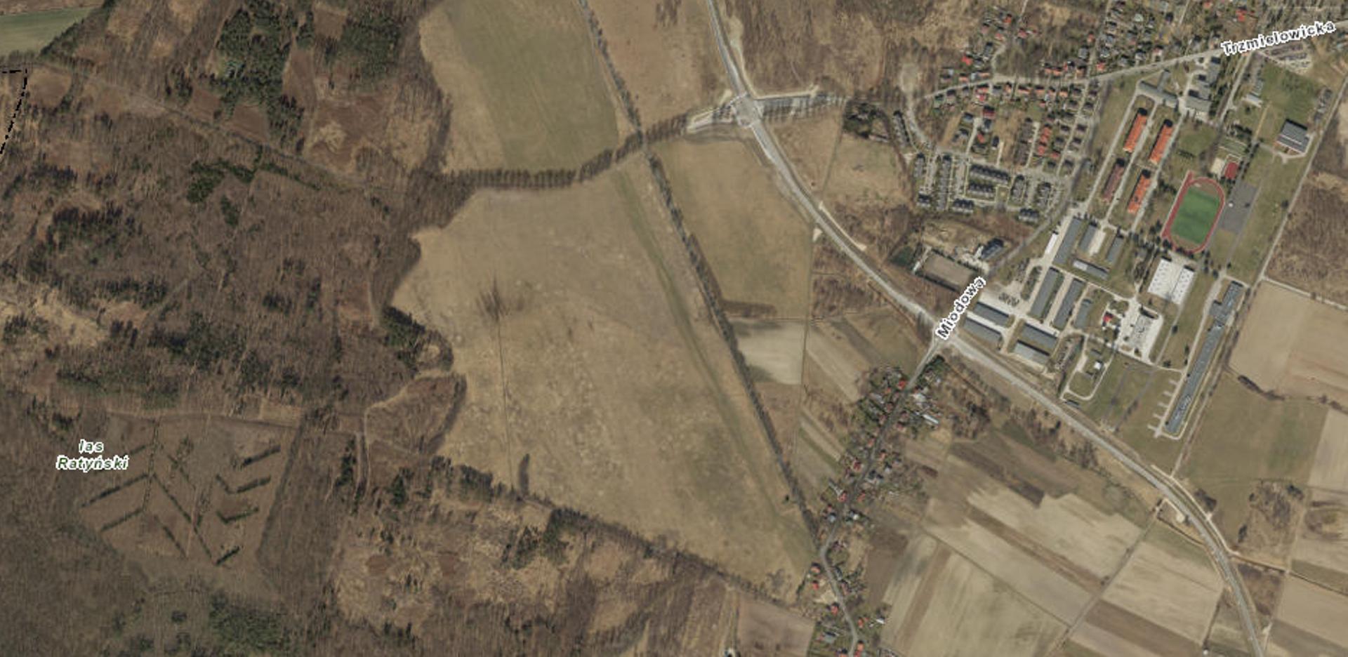 Wrocław: Arkop chce zagospodarować blisko 20 hektarów przy Lesie Ratyńskim