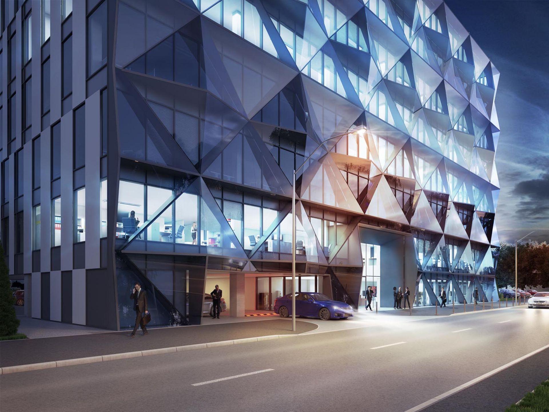 Wrocław: Biurowiec Diamentum Office uzyskał oficjalne pozwolenie na użytkowanie