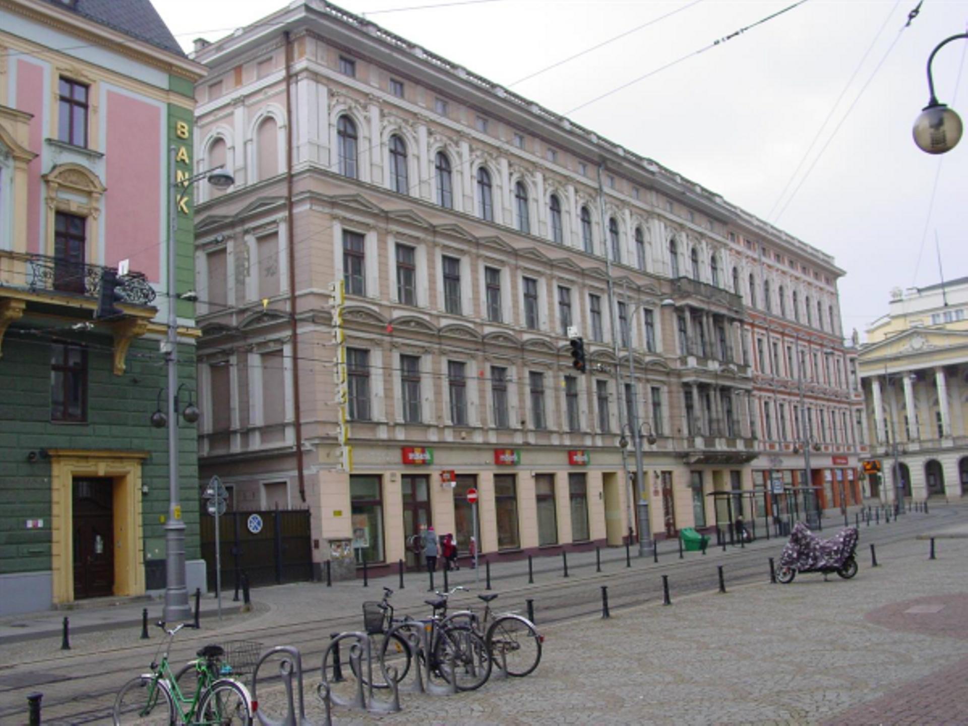 Politechnika Wrocławska wyłoniła po siedmiu latach nowego właściciela zabytkowej kamienicy przy Operze