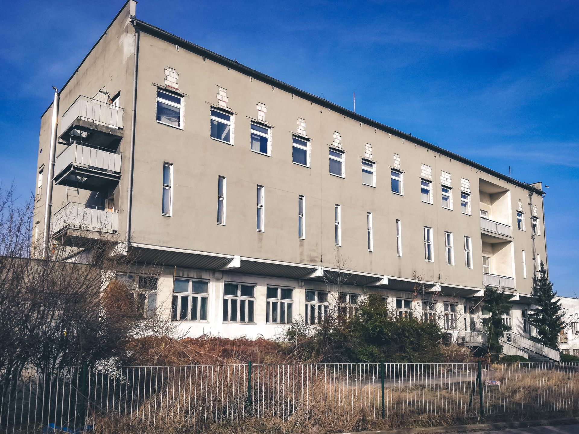 [Wrocław] W miejscu dawnej centrali telefonicznej na Gaju powstaną mieszkania