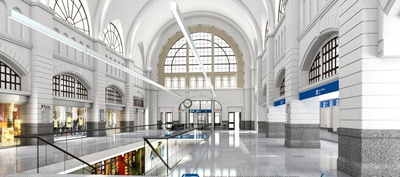 Dworzec Gdańsk Główny: Na