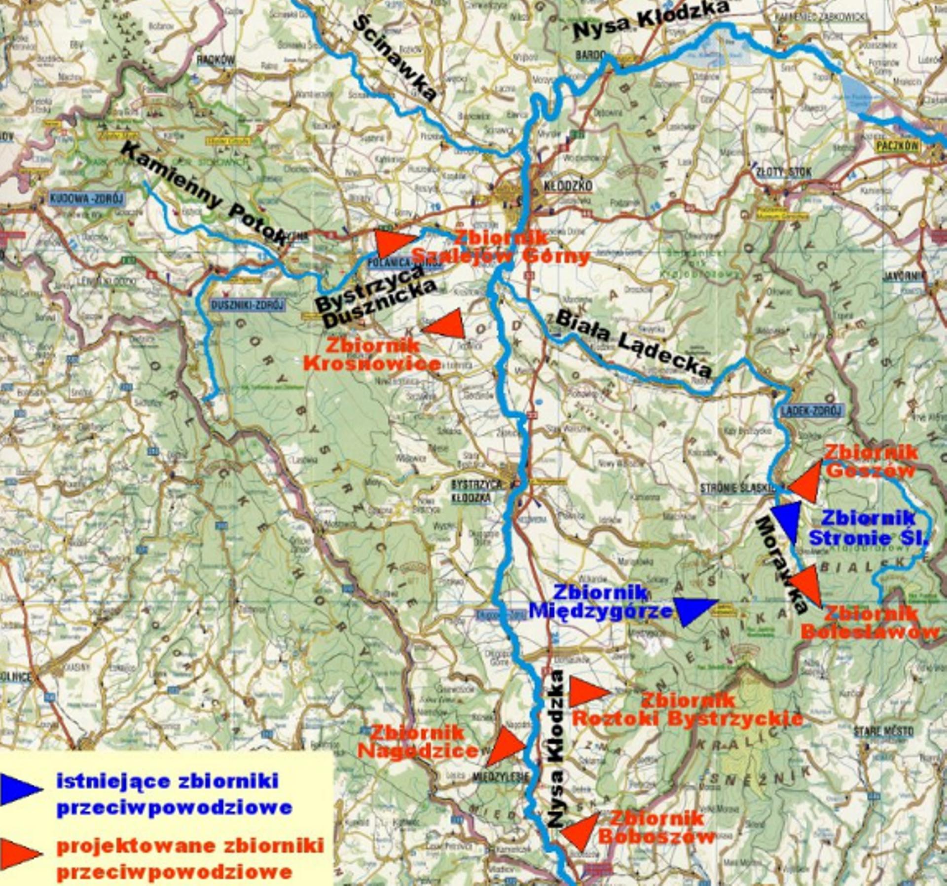 Dolny Śląsk: Chiński gigant budowlany wybuduje dwa zbiorniki przeciwpowodziowe za prawie ćwierć miliarda złotych