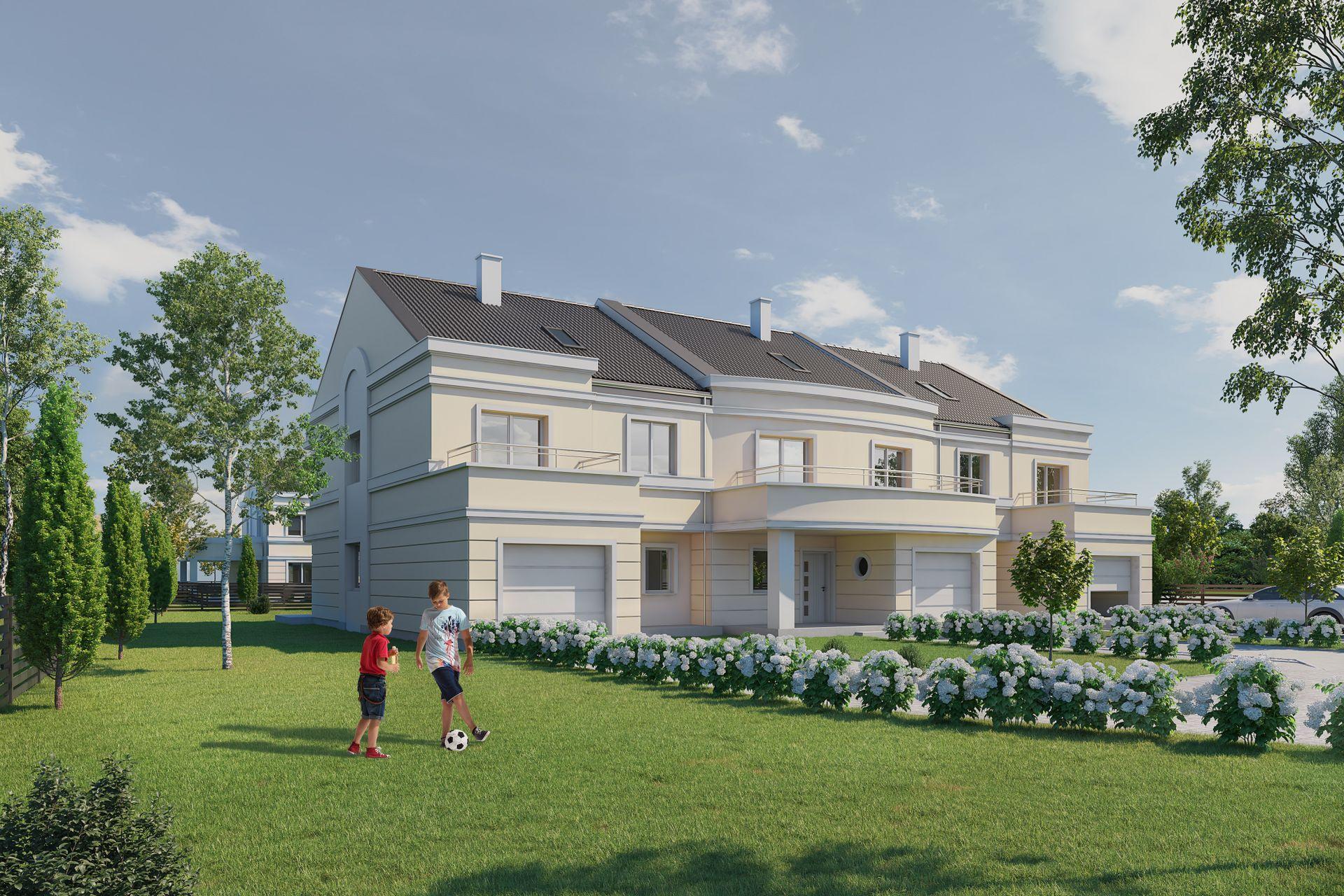Wrocław: Villa Elegante – Comodomo buduje na Wojszycach wille inspirowane architekturą południa