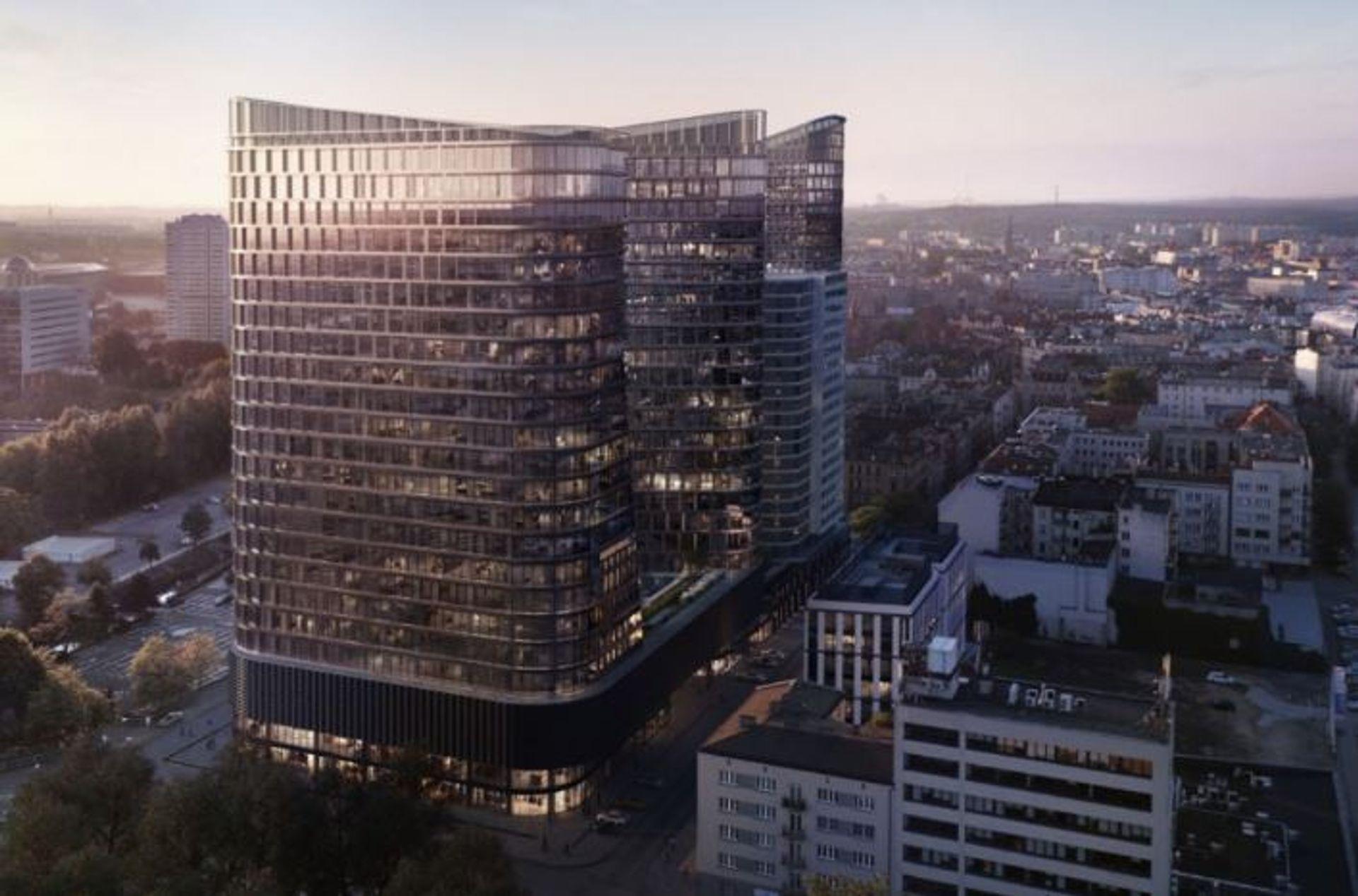 UPC Polska wynajmuje biura w katowickim Global Office Park