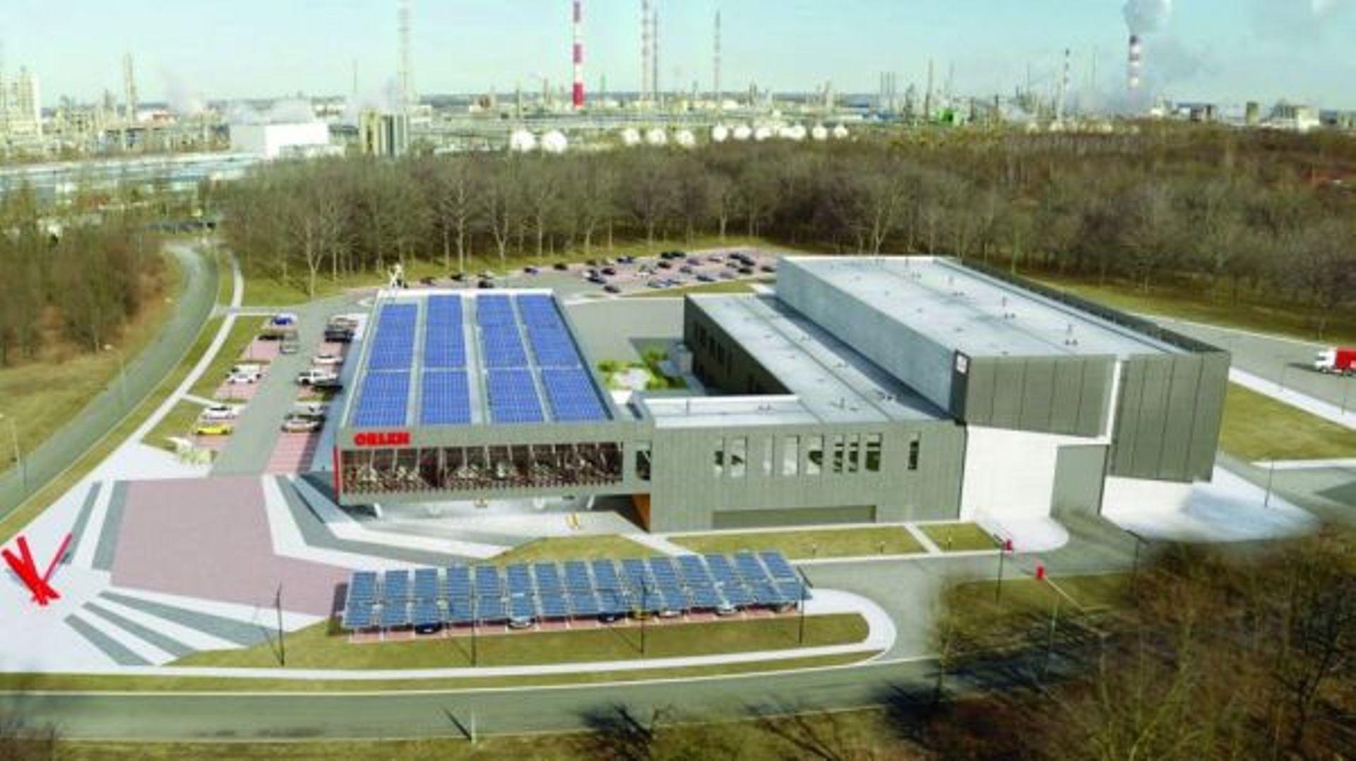 [mazowieckie] Budimex wybuduje dla PKN Orlen Centrum Badawczo-Rozwojowe w Płocku