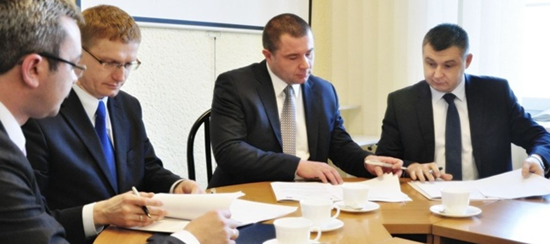 Umowa na budowę skrzyżowania