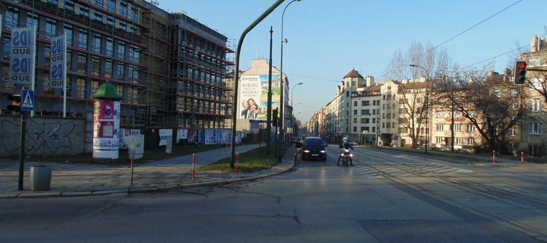 Planowana przebudowa ulicy Starowiślnej
