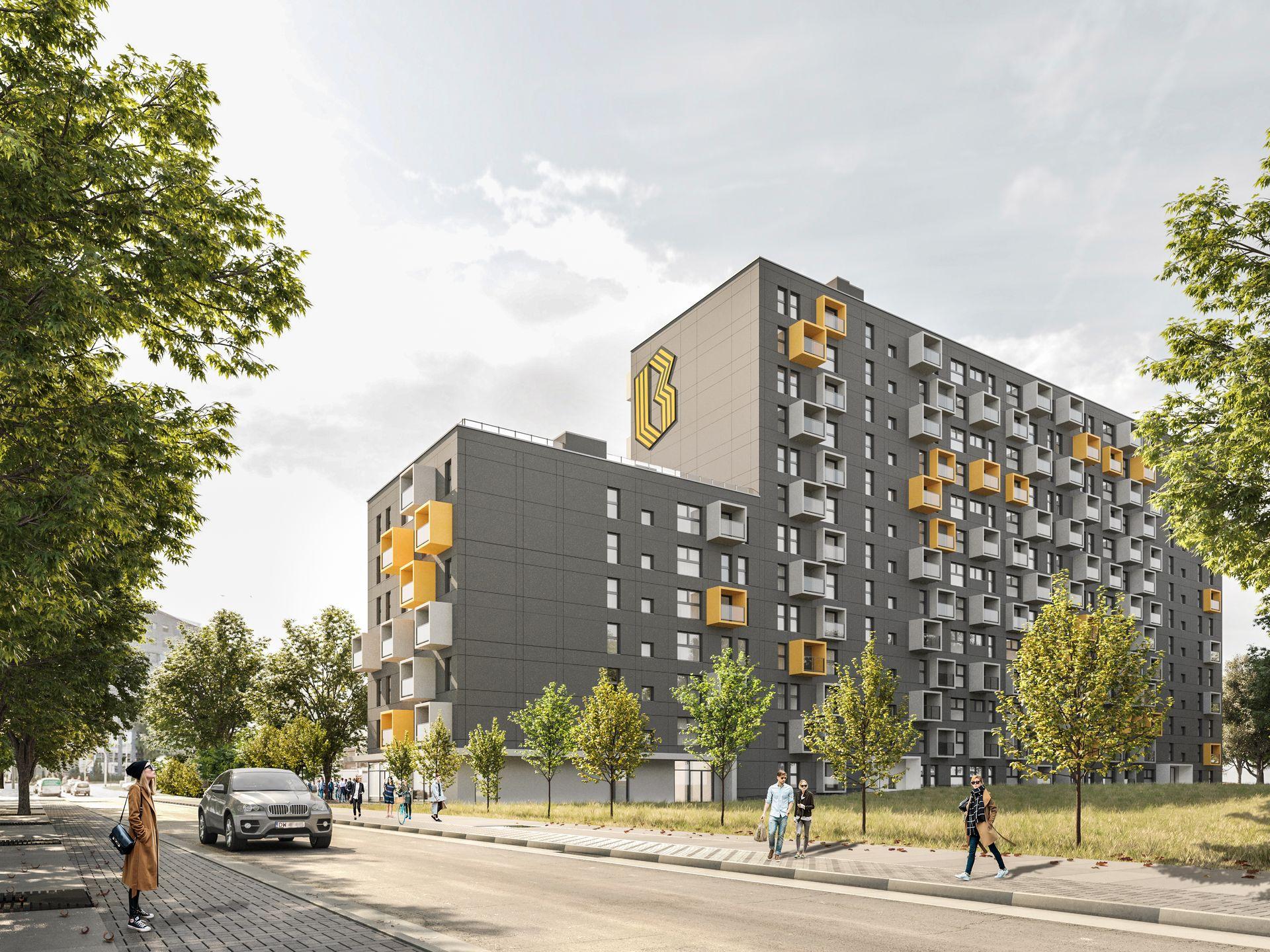 B URBAN = THE BEST URBAN, najlepszy miejski projekt inwestycyjny we Wrocławiu