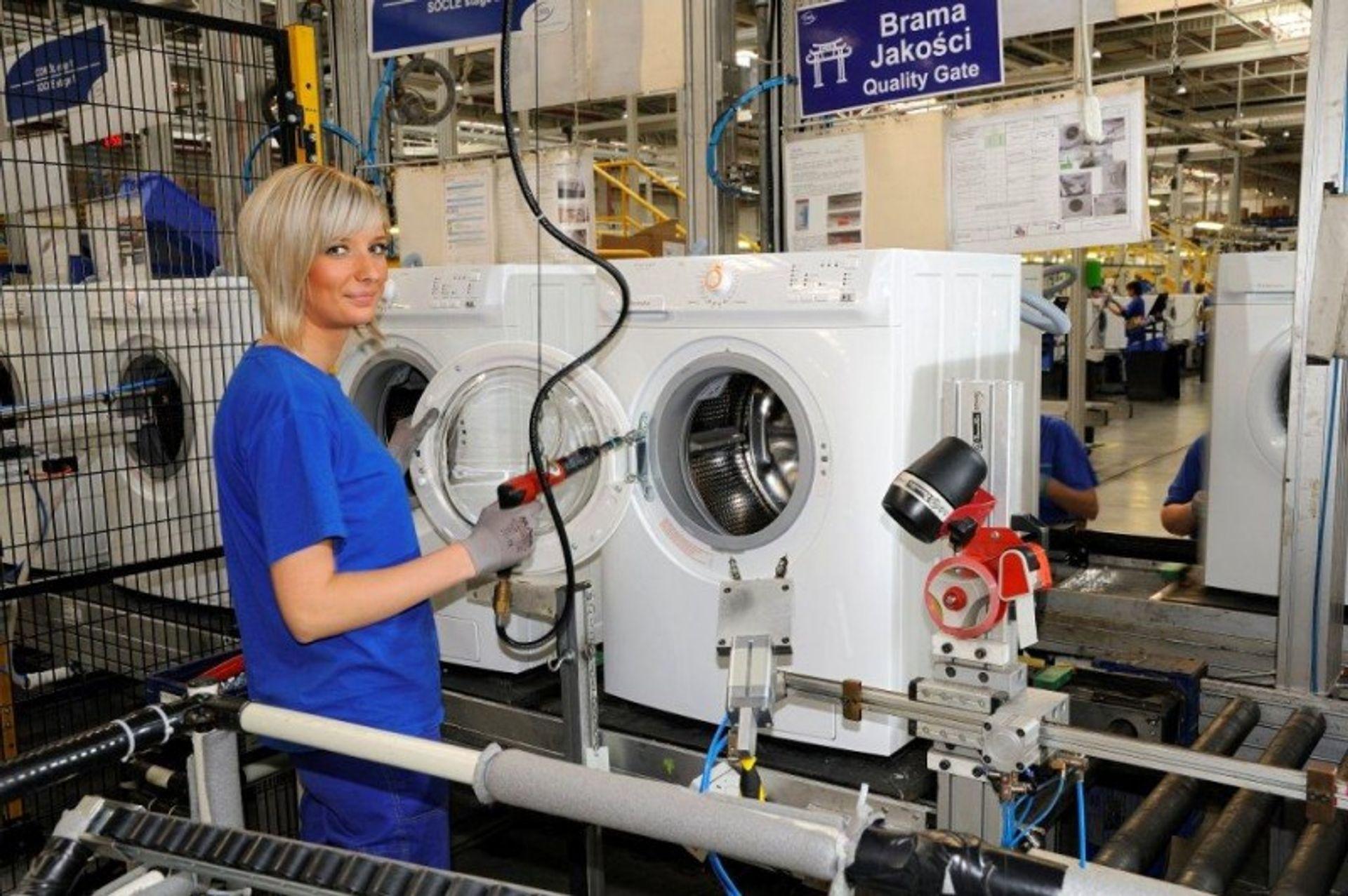 [Dolny Śląsk] Electrolux zainwestuje kolejne 100 mln zł w dolnośląskie fabryki AGD