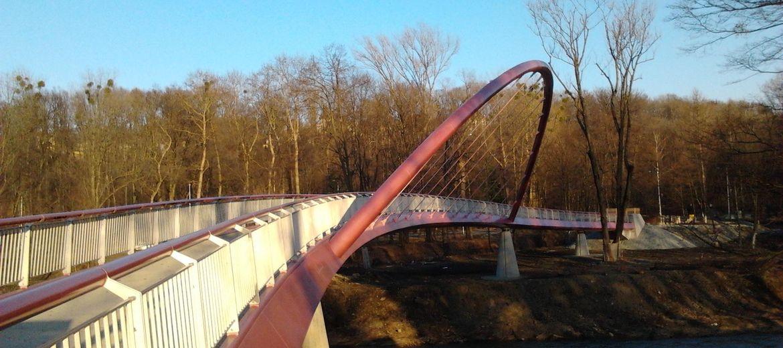 Trzeci most na Olzie