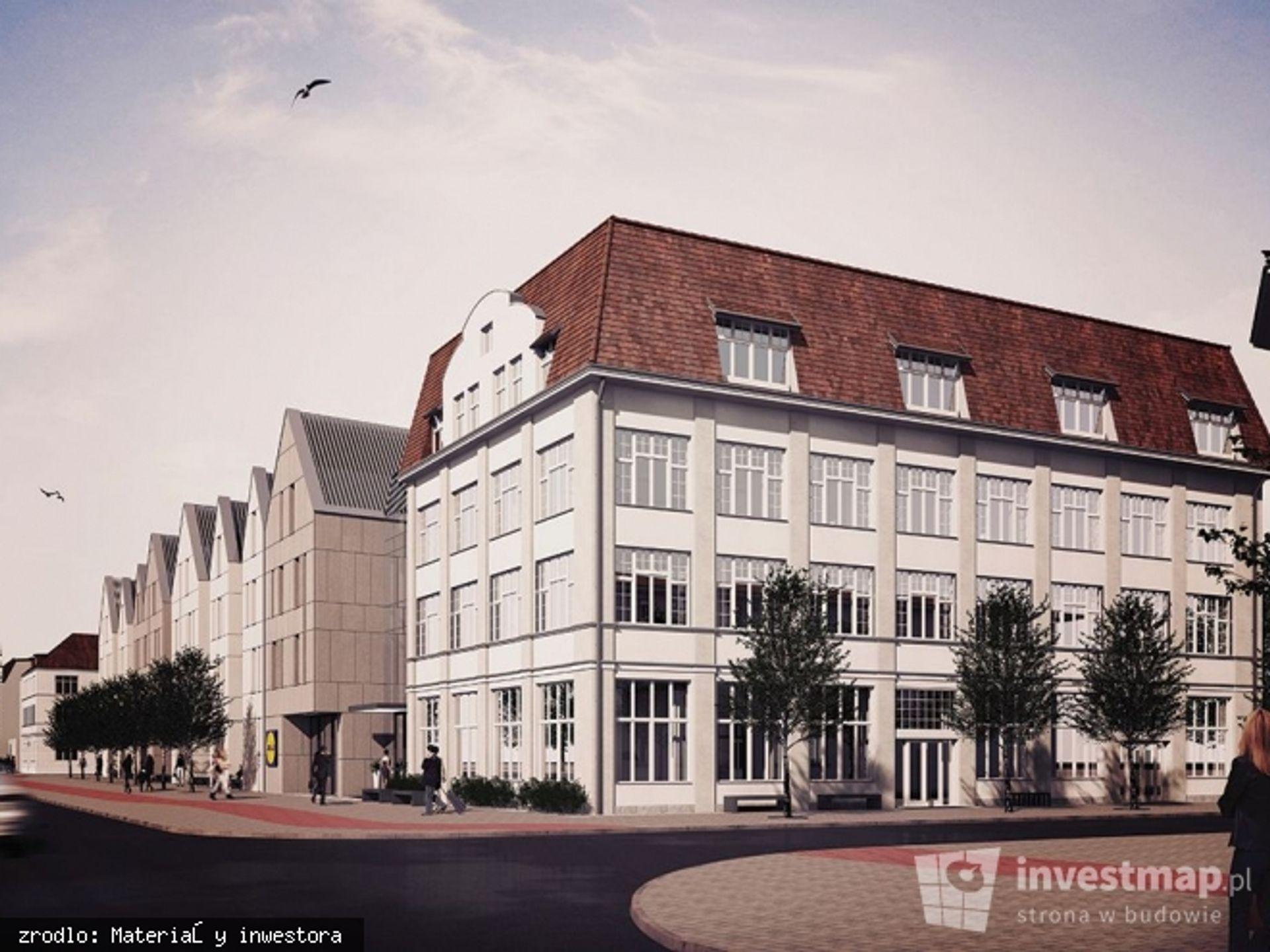 [Gdańsk] Grunwaldzka 505 – jest pozwolenie na budowę dla Moderna Investment