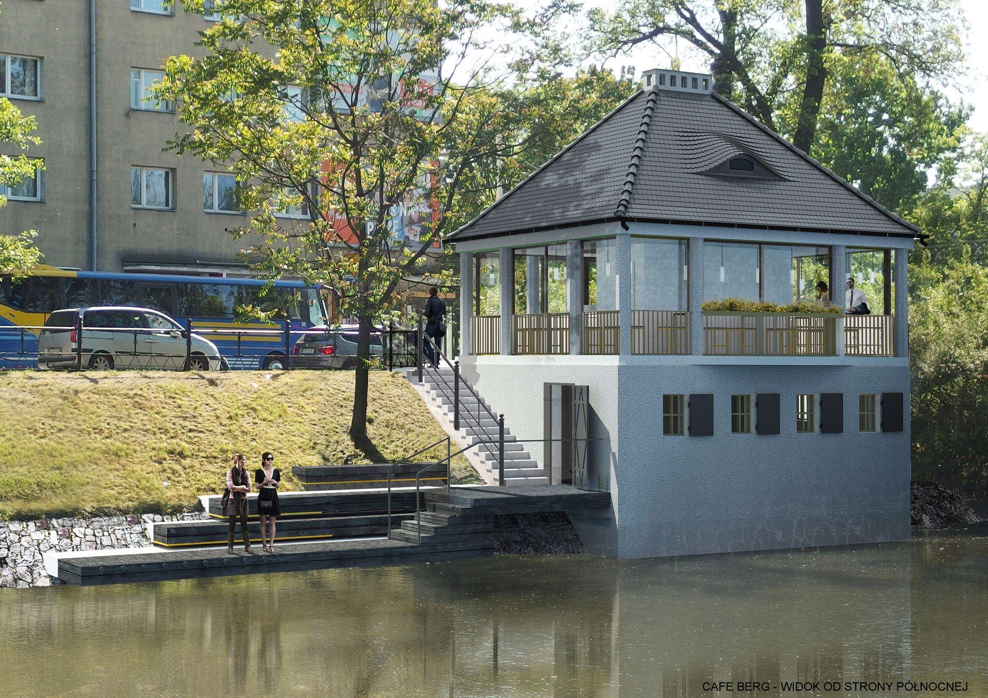 Wrocław: Cafe Berg – miasto wraca po roku do rewitalizacji zabytkowego domku przy Wzgórzu Partyzantów